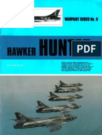 Warpaint Series. #008. Hawker Hunter