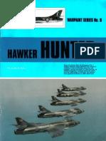 Warpaint Series. #008. Hawker Hunter