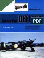 Warpaint Series. #042. Boulton Paul Defiant