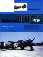 Warpaint Series. #042. Boulton Paul Defiant
