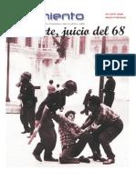 Pendiente, Juicio del 68