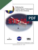 NASA Space Shuttle STS-103 Press Kit