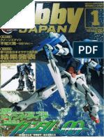 Hobby Japan - 2009-01