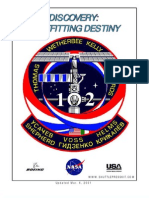 NASA Space Shuttle STS-102 Press Kit