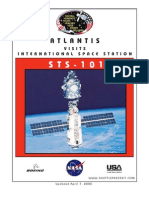 NASA Space Shuttle STS-101 Press Kit