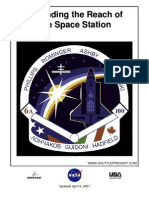 NASA Space Shuttle STS-100 Press Kit