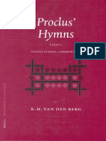 44035927 Proclus Hymns Essays Translations Commentary (1)