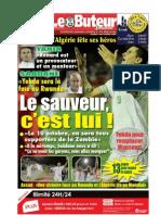 LE BUTEUR PDF du 08/09/2009