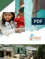 Hands of Freedom  - Final Brochure 2009