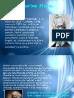 Karlos Marx(Presentacion2 3p)Keilao
