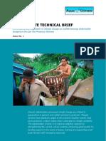Vietnam Catfish Climate Brief
