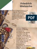 Friedrich Nietzsche(Presentacion4 3p)Keilao
