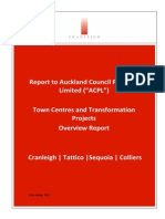 Auckland Council Property Limited Outline
