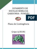 Plano de Contingência Gripe A - AESG