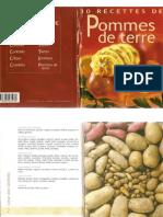 30 Recettes de Pommes de Terre :)