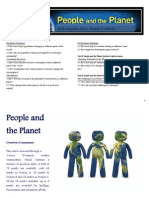 unit 2 people and the planet student work book weeks 1-4 part one