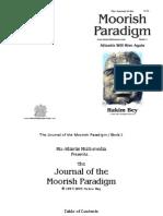 JOURNAL of the Moorish Paradigm