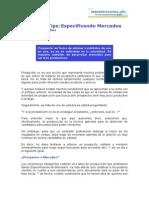 ProspecTip. Especificando Mercados.doc