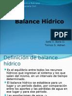 Balance Hídrico2