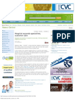 Hospital Expands Specialties, Customer Care - DVM