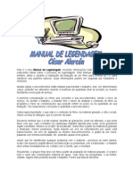 Manual de Legendagem