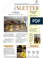 AUGUST 2009 - Heilani Halau Newsletter