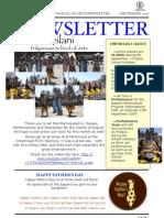 SEPTEMBER 2009 - Heilani Halau Newsletter