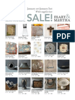 Jan 2013 Semi Annual Sale
