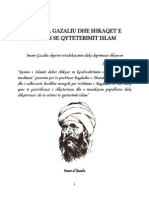 Imam Al Gazaliu Dhe Shkaqet e Renies Se Qyteterimit Islam