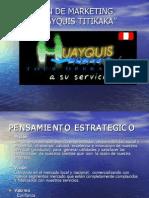 PLAN DE MARKETING TURISMO PUNO valentin canales ramos EXPO