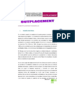 Outplacement Historia