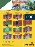 LLF386 2014 Operating Calendar