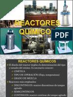 EXPOSICION REACTORES QUÍMICOS PARA PRESENTAR