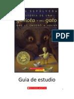 Guia de Historia de una gaviota y el gato que le enseñó a volar