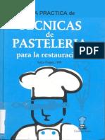 6763240 Tecnicas de Pasteleria