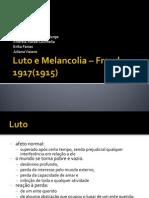 Luto+e+Melancolia+ +Freud+1917(1915)+FINAL
