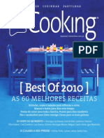 Revista Blue Cooking Best of 2010