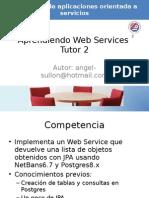 Angel Sullon-Web Services Tutor2
