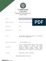 Proyecto Ley Mes de La Biblia- 2005_P_163