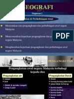 bab 15 pengangkutan & perhubungan awal di malaysia