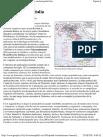 Unificación de Italia - Wikipedia, la enciclopedia libre