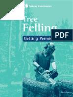 Tree Felling August