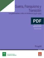 Gobierno y Gobernadores Civiles en Andalucia