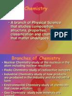 1 Intro to Chemistry