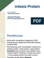 5. Biosintesis Protein Biokim Inw