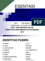 Presentasi Kasus Ckd