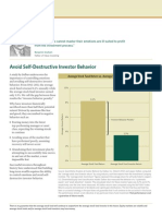 Individual Investor Behavior