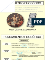 Historia de La Filosofia.unfv