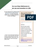 ULDN Inverse Titration Protocol FINAL