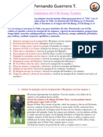 Chi Kung Ejercicios de Respiracion Taoista